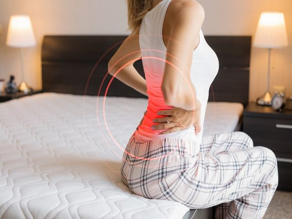 Causes & Remedies For Lower Back Pain During Periods